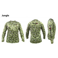 Camisa Monster 3x Nova Dry Sun - Jungle