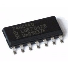 CIRCUITO INTEGRADO 74HC14D SMD SO-14