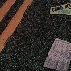 CD KILLER ON THE DANCEFLOOR - CRIMINAL (NOVO/LACRADO)