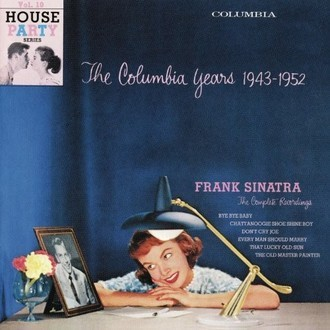 CD FRANK SINATRA - THE COLUMBIA YEARS VOL. 10 (NACIONAL/USADO)