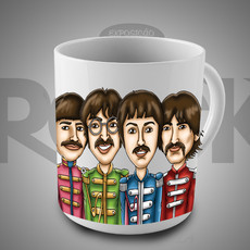 The Beatles 2 - Caneca Exclusiva
