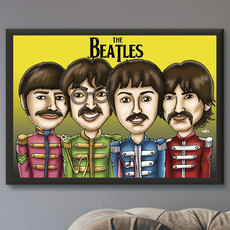 The Beatles 2 - Quadro