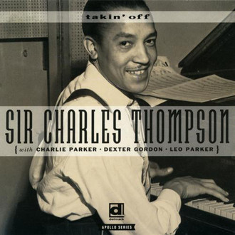 CD SIR CHARLES THOMPSON - TAKIN' OFF (NACIONAL/USADO)