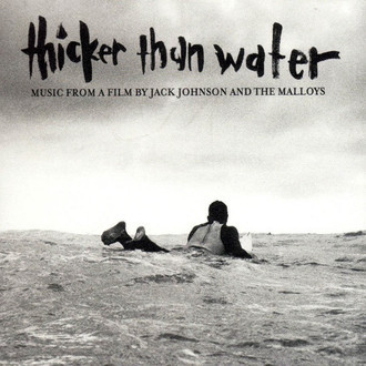 CD TRILHA SONORA DO FILME THICKER THAN WATER (NACIONAL/USADO)