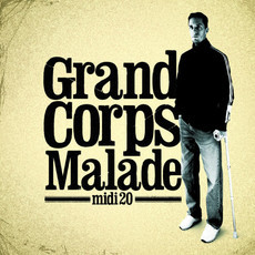 CD GRAND CORPS MALADE ‎- MIDI 20 (USADO)