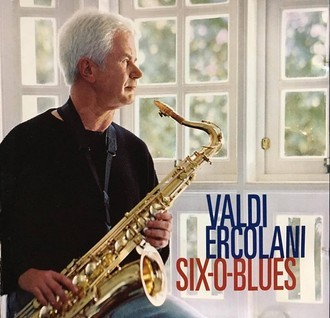 CD VALDI ERCOLANI - SIX-O-BLUES (NACIONAL/USADO)