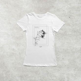 Camiseta The Scientist [Feminina]