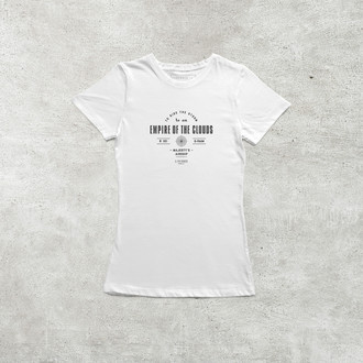 Camiseta Empire Of the Clouds [Feminina]