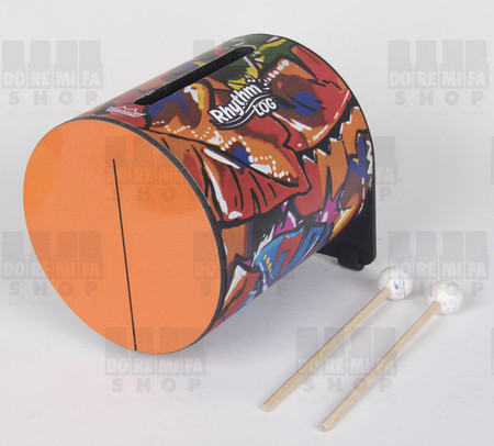 Remo Rhythm Log Drum - tambor de fenda