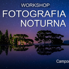 Workshop de Fotografia Noturna – Campos do Jordão