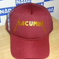 Boné Trucker Macumba NADA WEAR