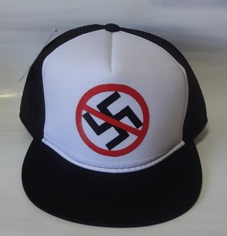 Boné Anti Nazi Nada Wear