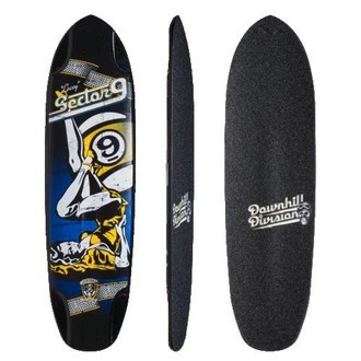"Shape Sector 9 Lacey 38"" Downhill Division"