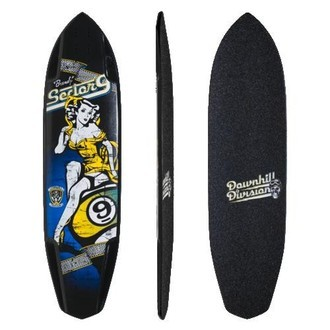 "Shape Sector 9 Brandy 40"" Downhill Division"