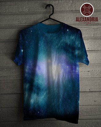 Camiseta Star in deep Space
