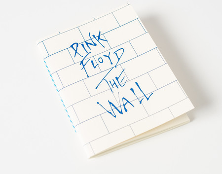 Caderno Fast Pink Floyd - The Wall