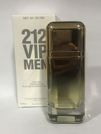 212 Vip Men Club Edition 100ml Tester
