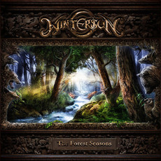 CD WINTERSUN - THE FOREST SEASONS (NOVO/LACRADO)