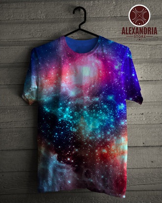 Camiseta Far Away Galaxy