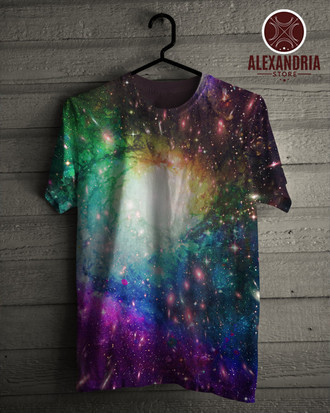 Camiseta Far Away Spiral