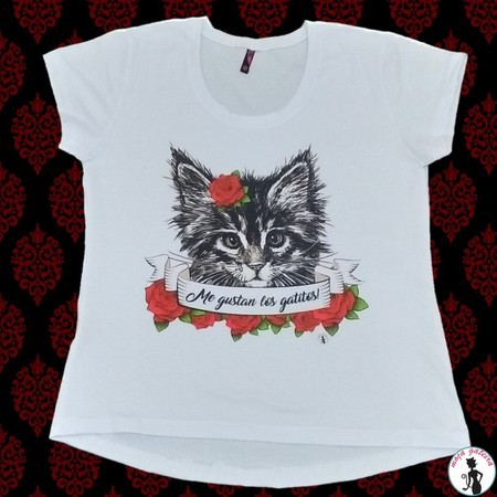 Camiseta Tatoo Branca