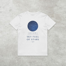 Camiseta A Sky Full of Stars