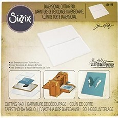 DIMENSIONAL CUTTING PAD SIZZIX