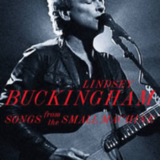 DVD LINDSEY BUCKINGHAM - SONGS FROM THE SMALL MACHINE LIVE IN L.A.