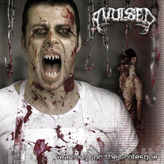 CD AVULSED - YEARNING FOR THE GROTESQUE (IMPORTADO/USADO)