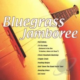 CD VARIOS - BLUEGRASS JAMBOREE (IMPORTADO/USADO)