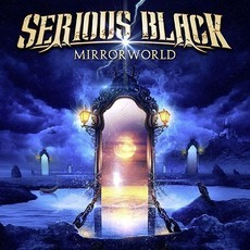 CD SERIOUS BLACK - MIRRORWORLD (NOVO/LACRADO)
