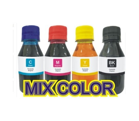 KIT TINTA HP CORANTE 400ML