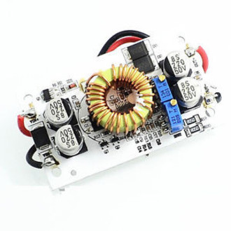 Conversor DC/DC Boost 250W/10A