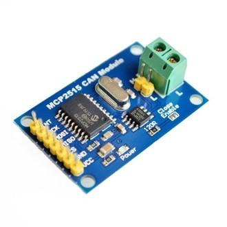 Módulo de Comunicação CAN BUS - MCP2515