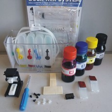BULK INK CANON MG 3010 + 200ML TINTA + SNAP FILL + video aula recarga