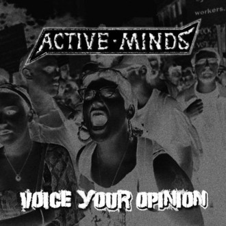 Active Minds/Thisclose split 7""