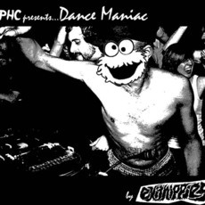 Exit Hippies – Dance Maniac LP