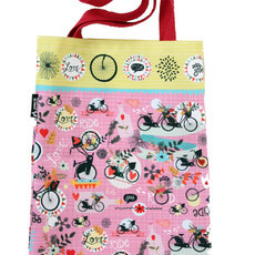 Tote Bag Bike