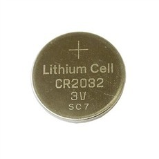 Bateria de Lithium 3V - CR2032 para Chip Full e Placa Mãe.