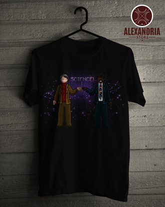 Camiseta Ode to the Cosmos