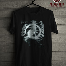 Camiseta Alien X Ray