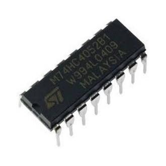Circuito Integrado 74HC4052