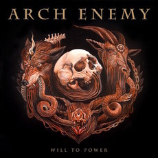CD ARCH ENEMY - WILL TO POWER (NOVO/LACRADO)