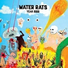 CD WATER RATS - YEAR 3000 (NOVO/LACRADO) HBB