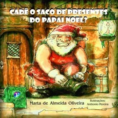Cadê o saco de presentes do Papai Noel?