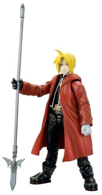 Play Arts Edward Elric