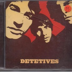 CD DETETIVES - DETETIVES (NACIONAL/USADO)