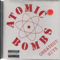CD ATOMIC BOMBS - GREATEST HITS (IMPORTADO/USADO)