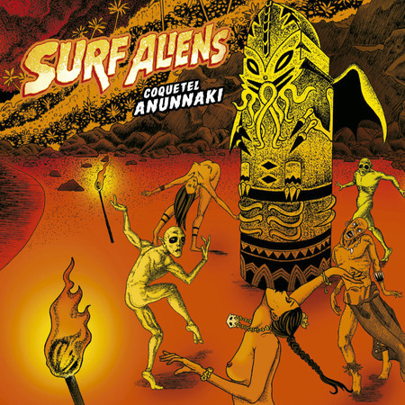 Surf Aliens - Coquetel Anunnaki [CD]