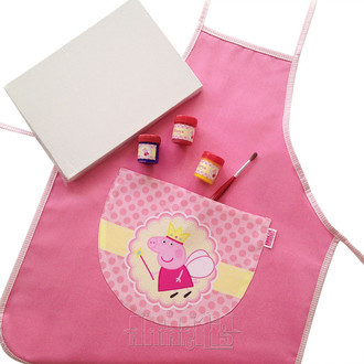 Kit de Pintura Peppa ou George Pig